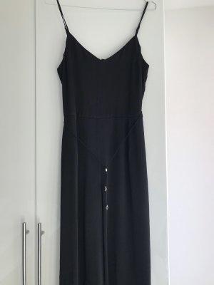 Schwarzer Jumpsuit, edel & stylisch