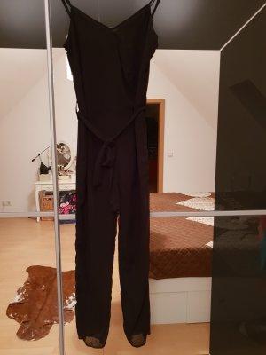 Schwarzer Jumpsuit Größe S