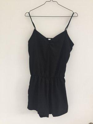 Schwarzer Jumpsuit von American Apparel