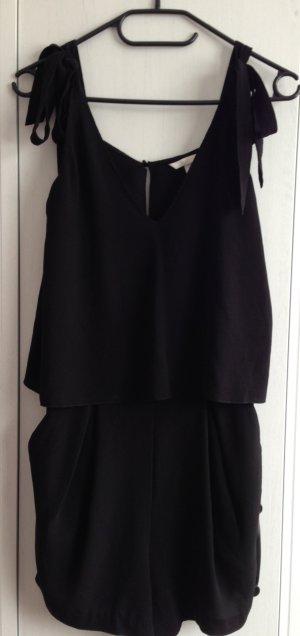 schwarzer Jumpsuit von H&M