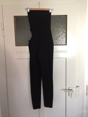 Schwarzer Jumpsuit von Stefanel
