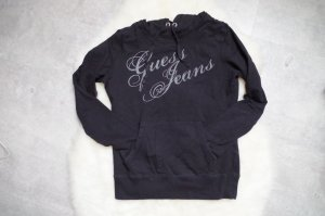 Guess Jersey con capucha negro