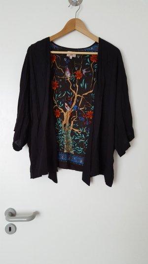 schwarzer Kimono LTB