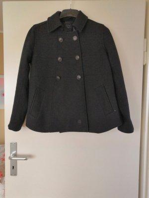 Schwarzer kurzer Mantel von G-Star