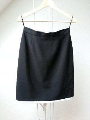 Vivien Caron Minifalda negro-blanco