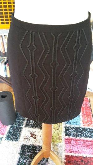 H&M Falda negro