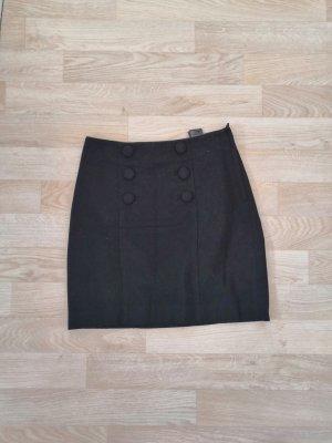 H&M Tulip Skirt black