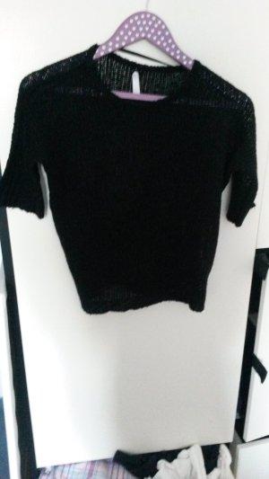 Atmosphere Camisa tejida negro