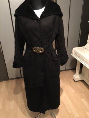 Vittoria Verani Pelt Coat black