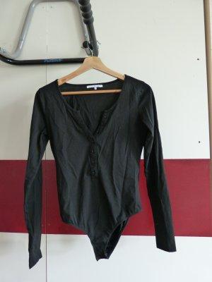 Asos Tall Shirt Body black mixture fibre