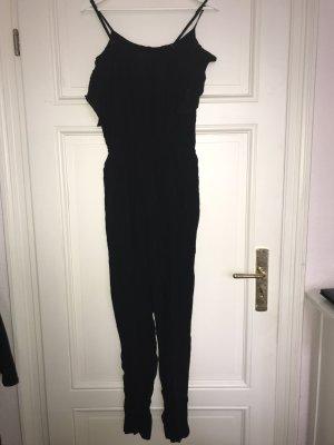 Schwarzer langer Jumpsuit von Vero Moda