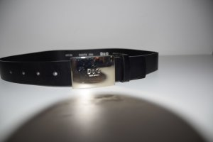 Dolce & Gabbana Cintura nero Pelle