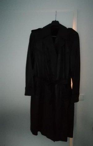 Leather Coat black leather