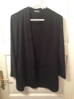 Schwarzer Longblazer/Kimono von Vero Moda (Kollektion Aware)
