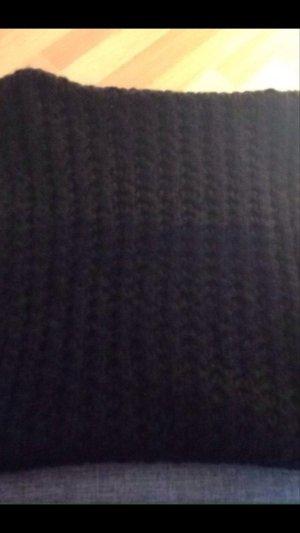 Tubesjaal zwart