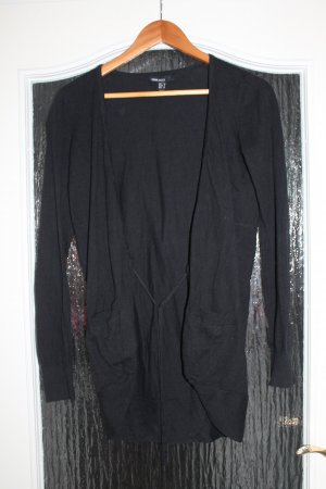 schwarzer Mango basics Cardigan