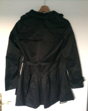 Koton Short Coat black mixture fibre