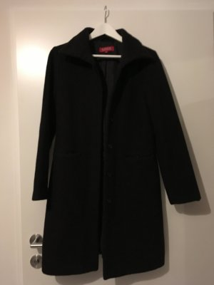 Schwarzer Mantel L.O.G.G. Größe 34