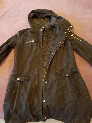 Schwarzer Mantel von Esprit