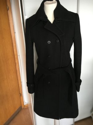 Schwarzer Mantel von G-Star