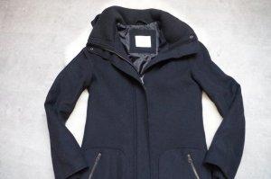 schwarzer Mantel von H&M in top Zustand