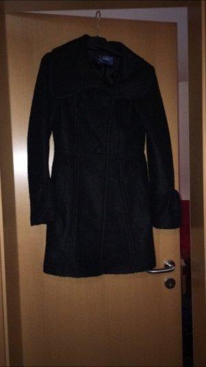 Schwarzer Mantel von Mexx