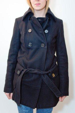 Schwarzer Mantel von Promod