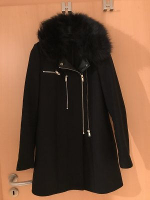 Zara Wool Coat black