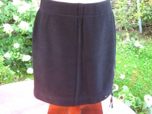 Marc Cain Wool Skirt black new wool
