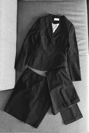 Schwarzer Mexx Hosenanzug Kostüm Gr. 36/38
