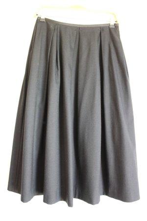 schwarzer Midirock - Gr. 36 - nie getragen