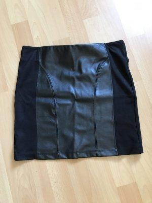 Clockhouse Mini rok zwart