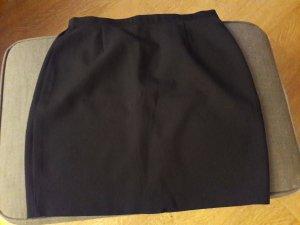 Schwarzer Minirock von Sisley