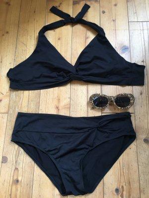 Cyell Bikini nero Poliammide