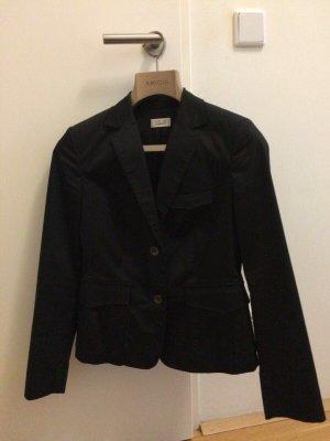schwarzer Original Blazer aus Baumwolle von Steffen schraut , Größe 38. 1x getragen
