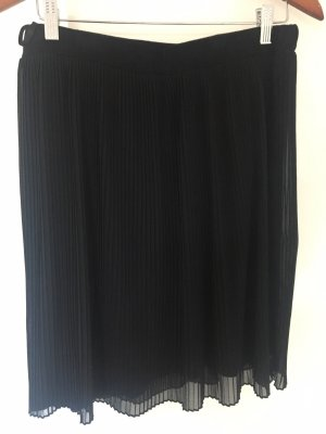 More & More Pleated Skirt black