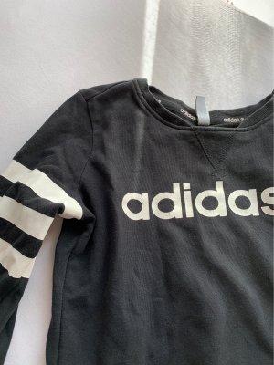 Adidas NEO Lange jumper zwart-wit