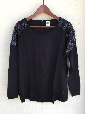 Vero Moda Maglione nero-argento