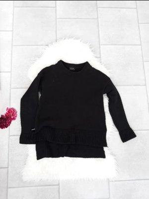 Schwarzer Pullover aus Vila
