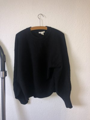 H&M Jersey holgados negro