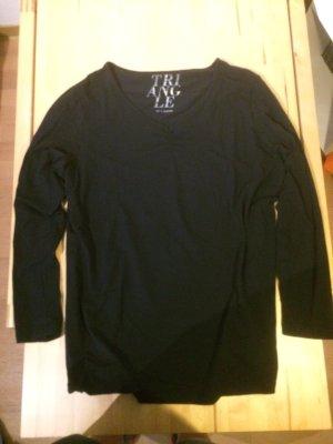 schwarzer Pullover , Größe 48
