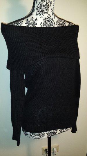 schwarzer Pullover H&M