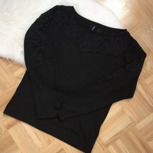 FB Sister Crewneck Sweater black polyester
