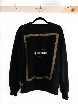 Schwarzer Pullover von Criminal damage