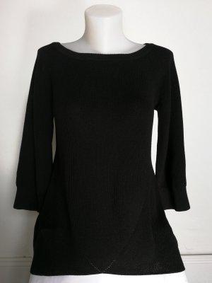 Schwarzer Pullover von Friendtex (Gr. M)