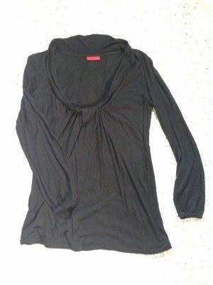 Schwarzer Pullover von Hugo Boss