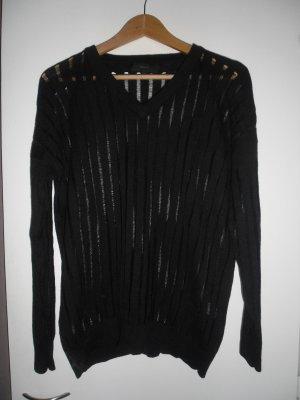 Schwarzer Pullover von Julie