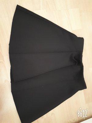 Only Falda circular negro