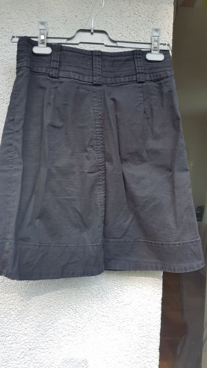 H&M Tulip Skirt black