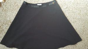 Dept Flared Skirt black